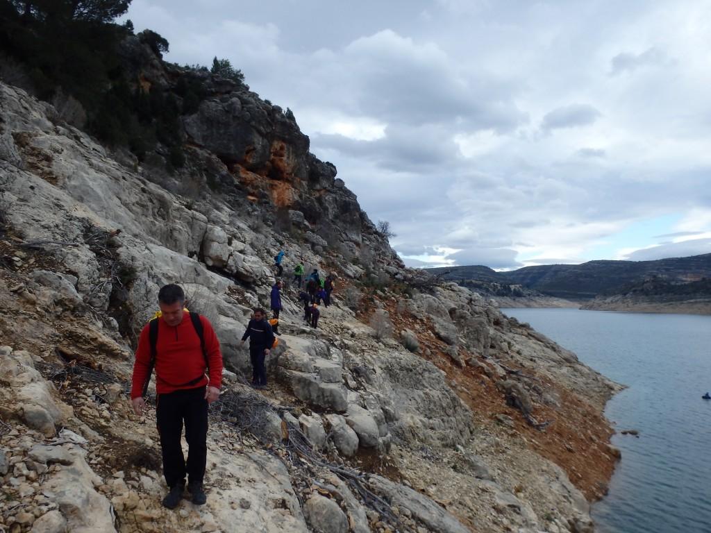 Via Ferrata Fuente el Chorrico