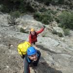 Barranquismo y Via Ferrata en la Fuente del Chorrico