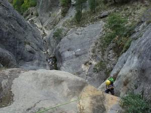 Tronkos y Barrancos. Sierra de Cazorla