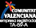 Empresa con nº de registro en Turismo Activo: TA-59-A