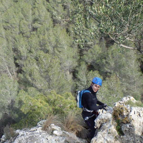 Vía Ferrata Fuente Godalla