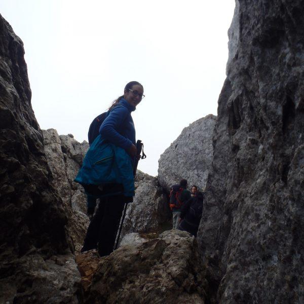 Trekking avanzado