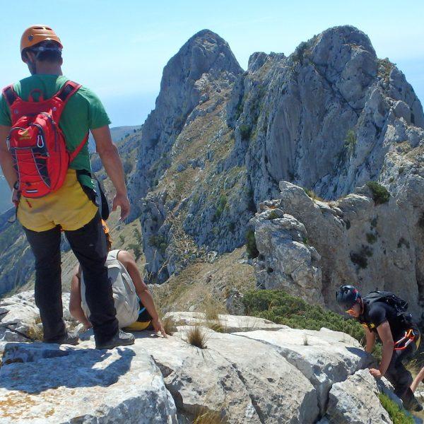 Cresta de Bernia