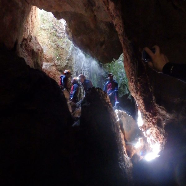 tunel del sumidor