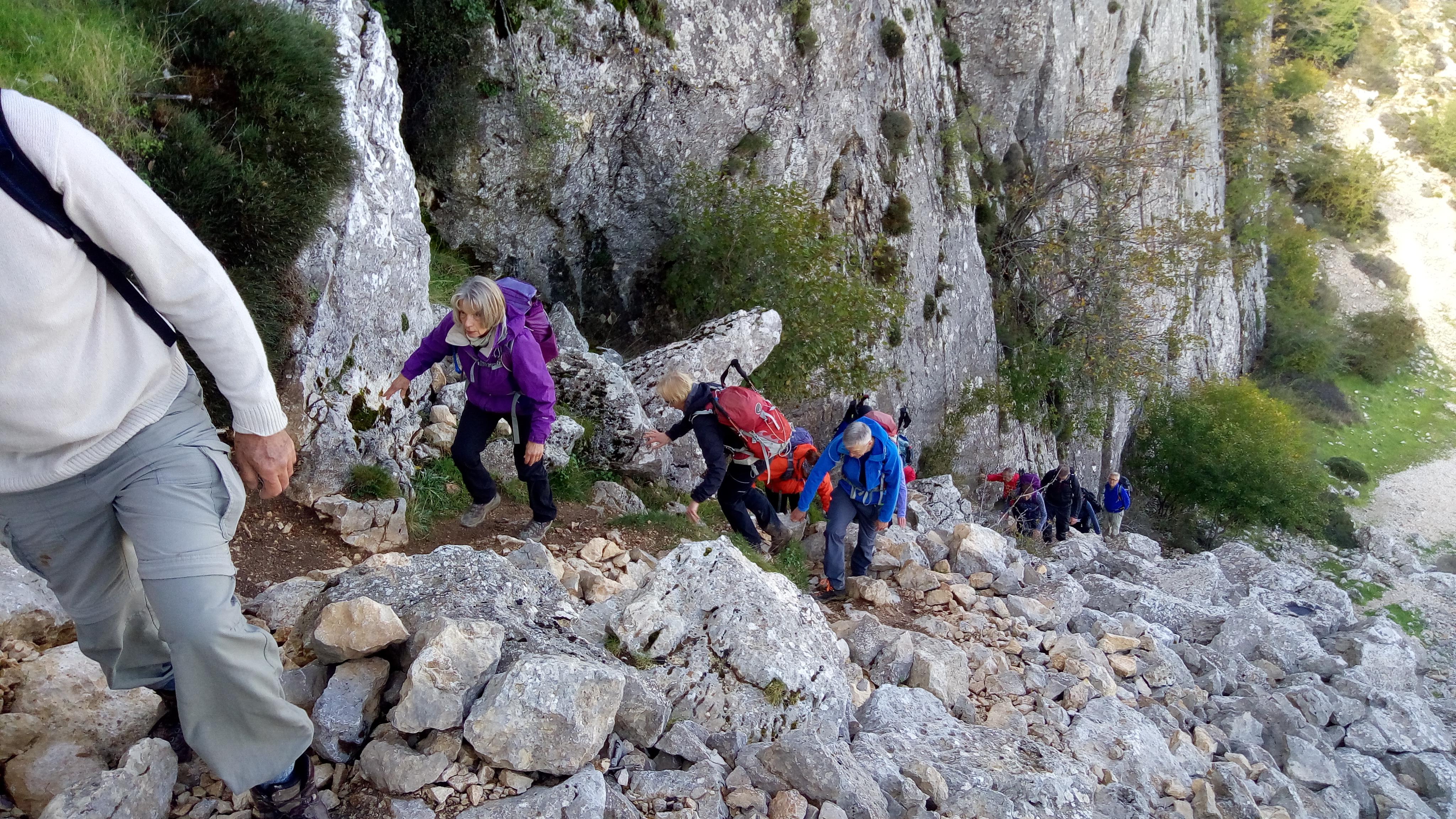 Sierra de Aitana - Punto más alto de la Provincia de